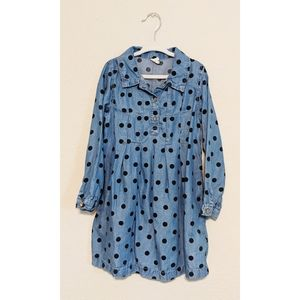 SIZE 5 - Baby Gap Polka Dot Dress